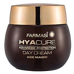 Kem Chống Lão Hóa Ban Ngày Farmasi Hyacure Age Magic Day Cream (50ml) - 1723BAS01