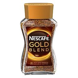 Cà Phê Bột Nescafe Gold Blend (100g)