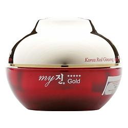 Kem Hồng Sâm Chống Nhăn My Gold Korea Red Ginseng Aqua Wrinkle & Whitening Cream (50ml)