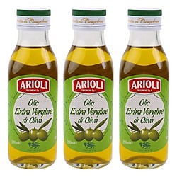 Combo 3 Dầu Olive Nguyên Chất Arioli Olio Extra Vergine Di Oliva (250ml / Chai)