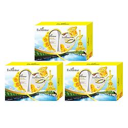 Combo 3 Hộp Quà Enchanteur Charming Dầu Gội (180g) + Sữa Tắm (180g)