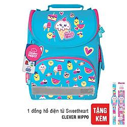 Balo Học Sinh Clever Hippo BigEarX Sweetheart BA1140 - S