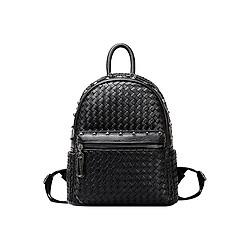 Balo Đính Đinh Tán Neo Bag BALO750-BLACK (25 x 31 cm) - Đen