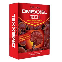 Thực Phẩm Chức Năng Viên Uống Nấm Linh Chi Omexxel Reishi (30 Viên)