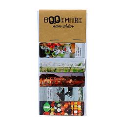 Bộ 5 Bookmark Nam Châm Kính Vạn Hoa - Du Lịch Hội An