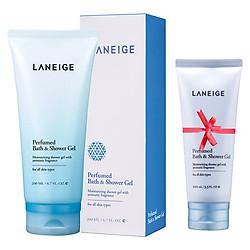 Bộ 2 Sữa Tắm Dưỡng Thể Laneige Perfumed Bath And Shower Gel (200ml + 100ml/Chai) - 270283720