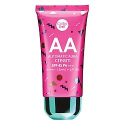 Kem Nền Cathy Doll AA Automatic Aura Cream SPF45 PA+++ 50g