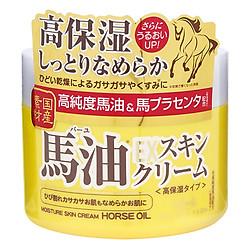 Kem Dưỡng Da Mỡ Ngựa Đậm Đặc Cosmetex Roland Loshi Horse Oil Extra Skin Cream (100g)