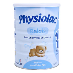 Sữa Dinh Dưỡng Công Thức Physiolac Relais 1 (900g)