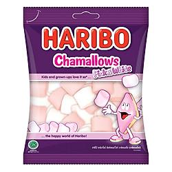 Kẹo Xốp Haribo Chamallows Pink & White (70g)