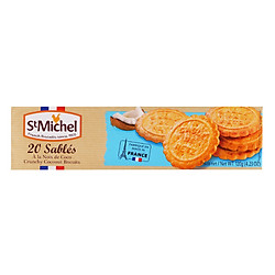 Bánh Quy Bơ St Michel Sablés Dừa (120g)