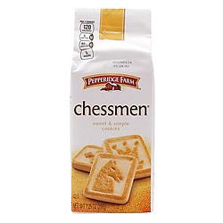 Bánh Quy Bơ Chessmen Pepperidge Farm (206g)