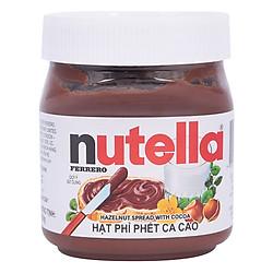 Bơ Hạt Phỉ Phết Cacao Nutella (680g)