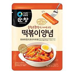 Xốt Topokki Cho Bánh Gạo Miwon (140g)