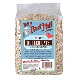 Yến Mạch Cán Ăn Liền Bob's Red Mill (907g)