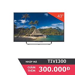 Smart Tivi Sony 43 inch KDL-43W800C