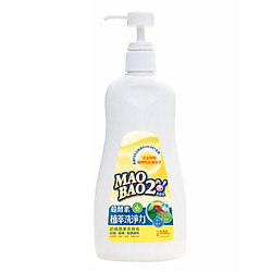 Nước Rửa Rau Quả Và Bình Sữa Enzyme Thực Vật Mao Bao 350g