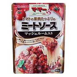 Nước Xốt Cà Chua Và Thịt Nisshin Seifun (260g)