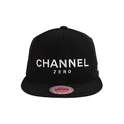 Nón Snapback Channel Zero PREMI3R P83 - Đen