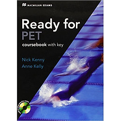 Ready For PET SB +Key CD Pk 2007 - Paperback