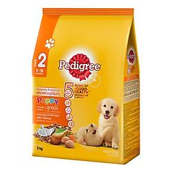 Đồ Ăn Cho Chó Vị Gà Và Trứng Pedigree (3Kg)