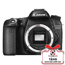 Canon EOS 70D (Body) (Lê Bảo Minh)