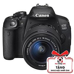 Canon 700D + Lens 18-55 STM (Lê Bảo Minh)