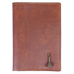 Ví Đựng Passport Unisex AMIS 893006 - Nâu