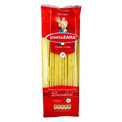 Mỳ Ý Bucatini 07 Pasta Zara Gói 500g