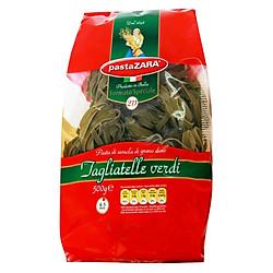 Mỳ Ý Với Rau Spinach 211 Pasta Zara Gói 500g