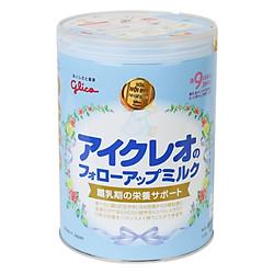 Sữa Công Thức Glico Icreo Follow Up Milk Số 9 (820g)