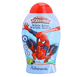 Gel Tắm Admiranda Spiderman (250ml)