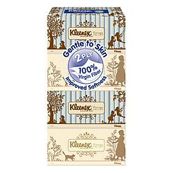 Lốc 4 Giấy Hộp Kleenex Vintage (170 Tờ / Hộp)