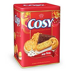 Bánh Cosy Cream Sanwich Cookies (700g)