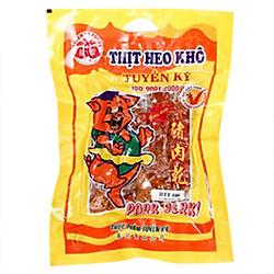 Thịt Heo Khô Tuyền Ký Gói 80g