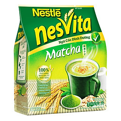 Ngũ Cốc Dinh Dưỡng Nestlé Nesvita Matcha (24g/Gói) - 12319445