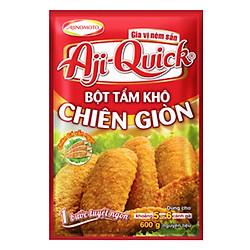 Bột Tẩm Khô Chiên Giòn Aji-Quick 210g