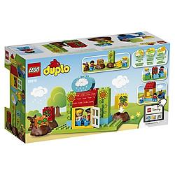 Mô Hình LEGO DUPLO MY FIRST - Khu Vườn Đầu Tiên Của Bé 10819 (25 Mảnh Ghép)