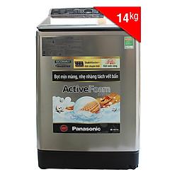 Máy Giặt Cửa Trên Inverter Panasonic NA-FS14V5SRV (14.0Kg) - Bạc