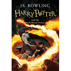 Harry Potter And The Half-Blood Prince - Part 6 (Paperback)