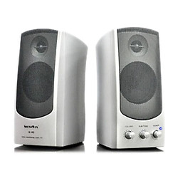 Loa Vi Tính SoundMax A-140 2.0 10W