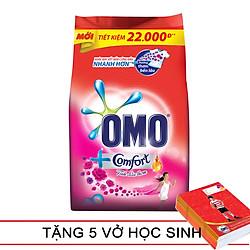 Bột Giặt Omo Comfort Tinh Dầu Thơm Diệu Kì 4.1kg – 67082010
