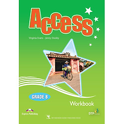 Access Grade 8 Workbook