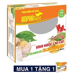 Lốc 3 Hũ Anpha Nest Collagen Hương Gừng
