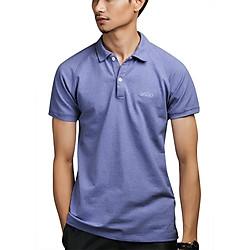 Áo Thun Nam Cotton Polo Jago ATC010TIM - Tím