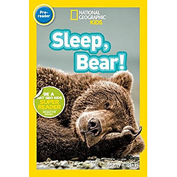 National Geographic Reader Sleep Bear