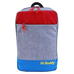 Túi Đeo Chéo In Chữ Vàng Hi Buddy CHB (39 x 25 cm) - Nhiều Màu
