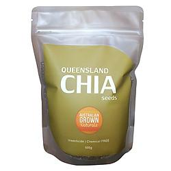 Hạt Chia Úc Queenland (500g)
