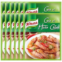 Combo 12 Gói Knorr Gia Vị Hoàn Chỉnh Thịt Kho (28g) - 21006076 - DCH