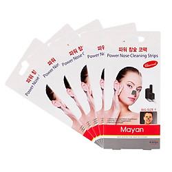 Combo 5 Lột Mụn Cám Mayan (Hộp 4 Miếng)